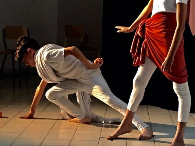 tableu vivant Atalanta e Ippomene - Guido Reni